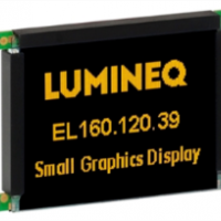 供应美国平达EL显示屏EL160.120.39