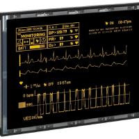 供应美国平达EL显示屏 EL640.480-AM8 ET