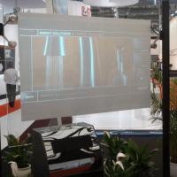 供应全息幕 裸眼3d 3D高清投影幕 纳米3D高清幕
