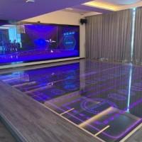全息投影膜 悬浮感应系统 软件地面互动投影设备