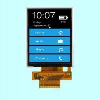 2.4寸彩屏户外高亮IPS视角TFT液晶屏