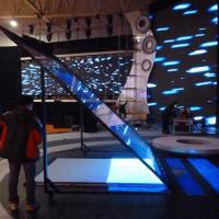 幻影成像安装 虚拟成像施工 3D投影 全息影像制作