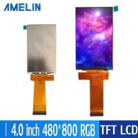 4寸TFT LCD 480*800 RGB接口 液晶显示屏