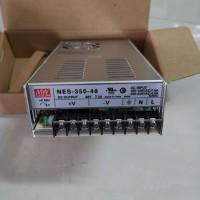 台湾明纬NES-350-48 350W开关电源48V7.3A